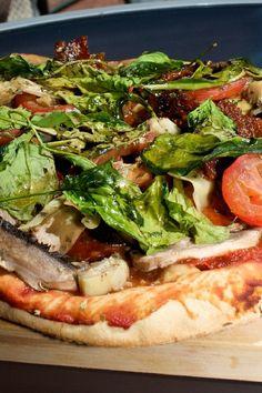 Pita Pizza – Weight Watchers (9 Points)