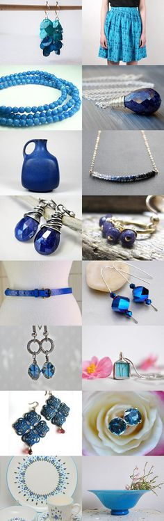 ~forever blue~ by Bekka on Etsy--Pinned with TreasuryPin.com