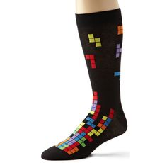 Calcetines Tetris, has to be one of the most amazing things I have ever seen, so much to love here