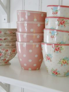 GreenGate -  beautiful to decorate with and use