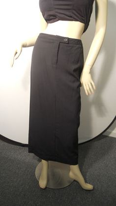 NEW LISTING!!  Express Black Skirt  Size 3/4