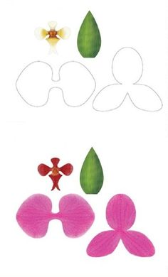 Felt Crafts, Diy And Crafts, Paper Crafts, Clay Flowers, Fabric Flowers, Origami Bouquet, Flannel Flower, Hand Embroidery Flowers, How To Make Paper Flowers