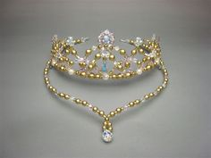 This professional headpiece is perfect for the role of the Odalisque in the…