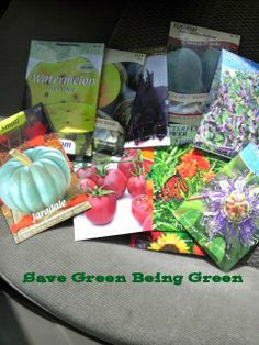 "Thrifty Thursday: Sharing Seeds and Using Past ""Use By"" Date #gardening Plant a Garden"