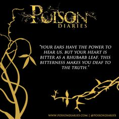Quotes from the poison diaries poison diaries exclusives quotes from nightshade fandeluxe Epub