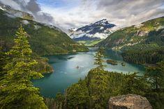 Cascade National Park, North Cascades National Park, Mount Rainier National Park, National Parks, Washington Lakes, Washington State, Washington Nationals Park, Spray Park, Diablo Lake
