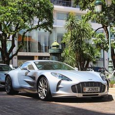 """World's Hottest Aston Martin on Instagram: """"Aston Martin One77 SIGN up for @Wolf_Millionaire IG Video GUIDES and learn how to use IG to make MONEY as an INFLUENCER in…"""""""