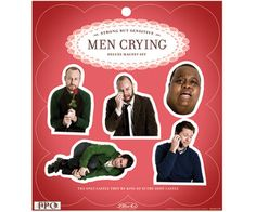 crying men!