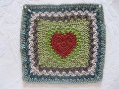 2012 BAMCAL February filler - Center Heart Square by thornberry,