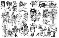 POZD: Russian criminal tattoo