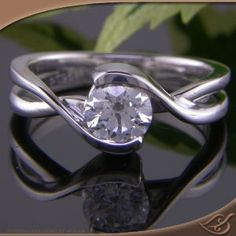 #engagement #jewelryworks This simple elegant mount is one of my top 5 for sure.