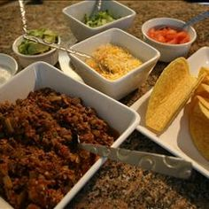Terrific Tacos on BigOven: These tacos are a family favorite of ours!  We usually remove the seeds from the jalapeno, but feel free to leave the seeds in if you like it really hot.    You can also make your own taco shells as instructed in the recipe or feel free to use commercial pre-made corn taco shells.