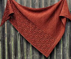 Ravelry: Tendrilly pattern by Dee O'Keefe Shawl Patterns, Lace Patterns, Knitting Patterns, Knit Cowl, Knitted Shawls, Lace Knitting, Knit Crochet, Big Knits, Stockinette