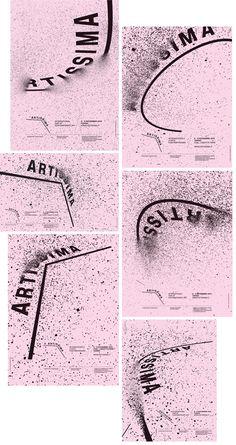 Leonardo Sonnoli – Artdust, Artissima International Art Fair, 2015