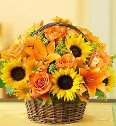 Fall Floral Arrangements | Fall Flower Arrangements Arizona