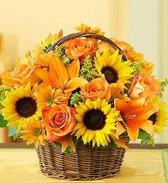 Fall Floral Arrangements | Fall Flower Arrangements Arizona