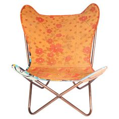 Kantha Butterfly Chair now featured on Fab.