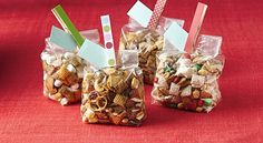 Forget cookies, swap Chex Mix! | Rock UR Party Recipes