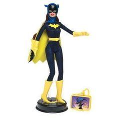Barbie as BatGirl