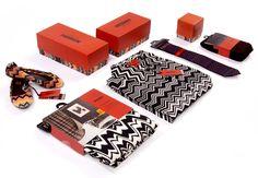 Missoni for Target Packaging by Marta Harding, via Behance