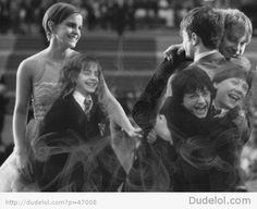 Makes me want to tear up...HP will live on forever...