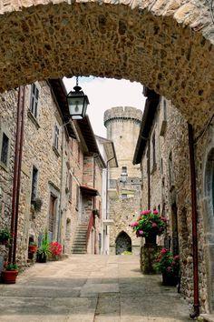 Massa,Tuscany,Italy
