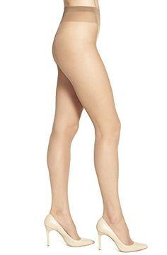 b35137edc Wolford Women s Individual 10 Sheer Pantyhose Cosmetic Large