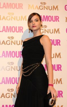 22.03 - Glamour Woman Of The Year