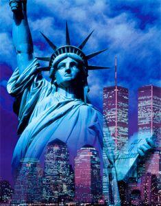 Statue of Liberty - Statue of Liberty Fan Art  Fanpop