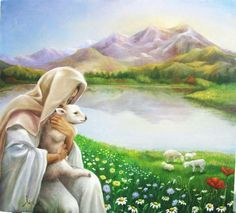 Salmo 23 Religion Catolica, Image Types, Google Images, Content, Costa Rica, Christ, Painting, Pastor, Psalm 23