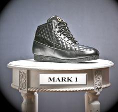 9e6ecb2cffb45 Mark 1 Hi top Quilt (Triple Black ) - BWALKERSHOES Triple Black