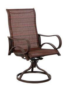 Backyard Creations® Isla Vista Swivel Rocker Chair