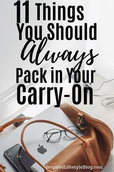 travel tips Im sharing with you the 11 things I think you should always bring with you in your carry-on. My tips will keep your travel stress free! Keep these items in your carry on luggage when you travel next just in case and save yourself a headache! Roadtrip Tips, Packing Tips For Vacation, Travelling Tips, Travel Packing, Travel Backpack, Honeymoon Packing, Packing Hacks, Packing Ideas, Airline Travel