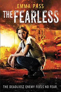 The Fearless, by Emma Pass; cover by Larry Rostant
