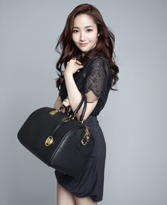 Additional DUANI F/W 2014 Ads Feat. Park Min Young | Couch Kimchi