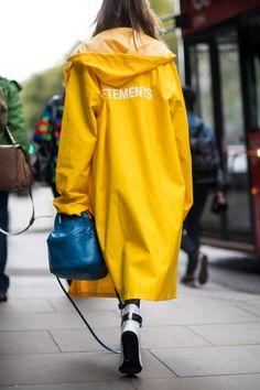 d5fbfa2e486 31 Best Vetements Raincoat images