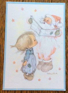 Vintage Hallmark Betsey Clark Christmas Greeting Card | eBay