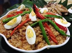 How to Cook Arroz a la Valenciana (Bringhe) Filipino Cooking Style Lutong Pinoy Recipe