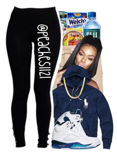 """""""READ THE D"""" by para-diceee ❤ liked on Polyvore featuring MICHAEL Michael Kors, Polo Ralph Lauren and Boohoo"""
