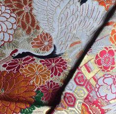 Obi (Kimono)  about 140 inch, II