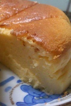 クリチ100g♡簡単スフレチーズケーキ