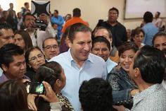 Hay que trabajar para lograr la unidad y regresar al triunfo: Rafael Moreno Valle