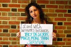 16 Messages Of Support And Solidarity For Survivors Of Sexual Assault