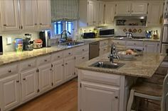 Learn how to install low-voltage modular LED lighting under your kitchen cabinets.