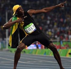Usain Bolt remains the fastest man in the world three times in a row! - http://www.thelivefeeds.com/usain-bolt-remains-the-fastest-man-in-the-world-three-times-in-a-row/
