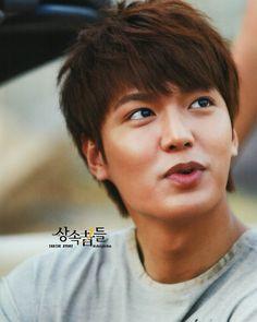 Lee Min Ho, The Heirs, cr. MidnightSun.