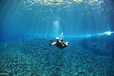 Bassin Trou Noir, Reunion Island, Ile de La Réunion