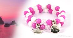 Ásvány karkötők - Rózsaszín szemüveg  #bracelets #jewelry #jewelrymakin #jewelrydesign Paros, Stud Earrings, Make It Yourself, Bracelets, Jewelry, Women, Jewlery, Jewerly, Stud Earring