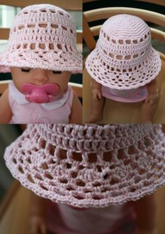 Baby Born, Baby Hats, American Girl, Baby Dolls, Children, Kids, Crochet Hats, Clothes, Fashion