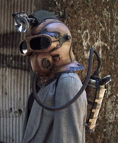 Steampunk Underground Explorer